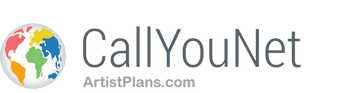 ArtistPlans = Artists/Bands that plans shows around the world.