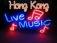 Hong Kong Live Music Places